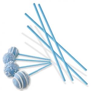 Sucker Stick Blue 8″ x 5/32″ 1,000 CT