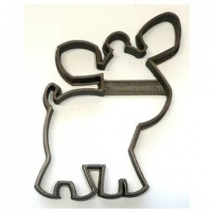 Baby Moose Cookie Cutter