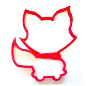 Baby Fox Cookie Cutter