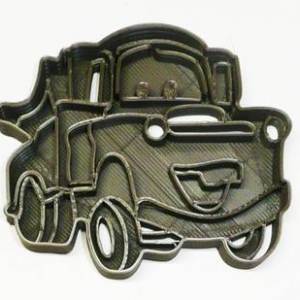 Cars Mater Cookie Cutter