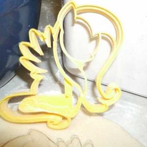Fluttershy Pegasus My Little Pony Cookie Cutter